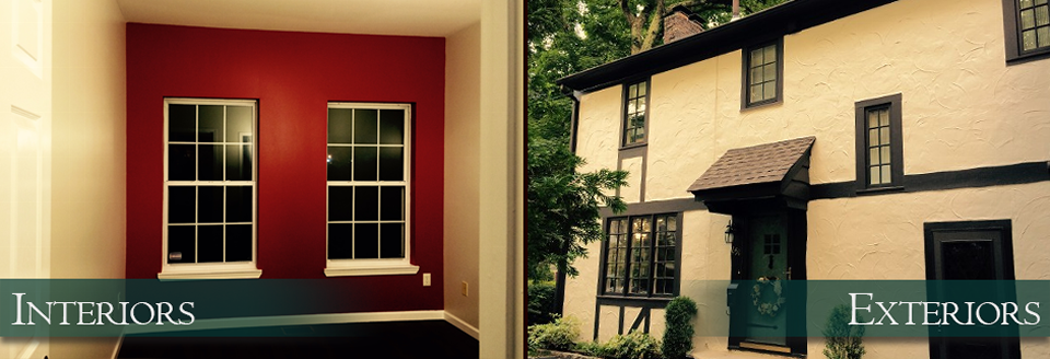 exterior house painting scotch plains nj